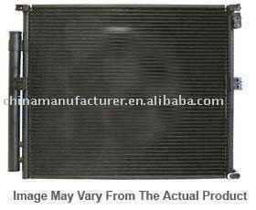 2008-2009 land cruiser Cooling condenser