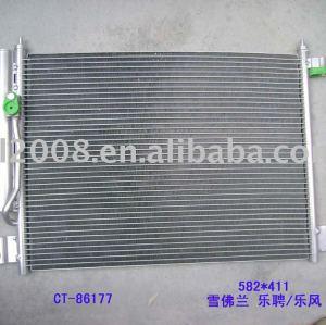 auto condenser for Chevrolet lova
