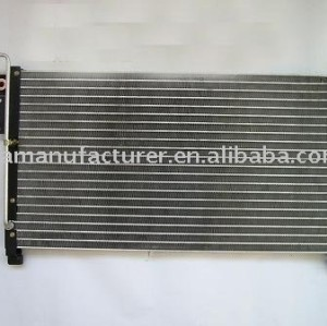 Auto condensador/ refrigeração do condensador/ auto condensador/ condensador do carro/ nissan pick - up d21 condensador