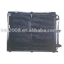 Auto condensador para benz/ benz 140/ china auto condensador fabricação/ china condensador fornecedor