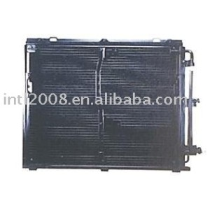 auto condenser for benz/benz 140 / China auto condenser manufacture/China condenser supplier