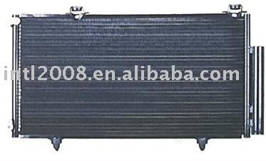 Condensador auto para TOYOTA VIOS / China fabricação / China condensador auto condensador fornecedor