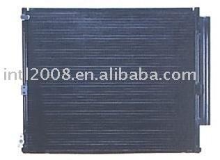 Auto condensador para toyota rzj1209 (0209) 200/ china auto condensador fabricação/ china condensador fornecedor