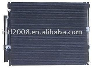 auto condenser for TOYOTA LAMDCRUISE UZJ199 4700 / China auto condenser manufacture/China condenser supplier