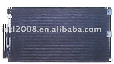 Auto condensador para toyota land cruiser/ china auto condensador fabricação/ china condensador fornecedor