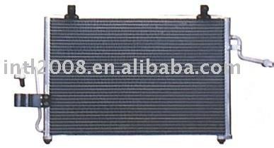 Condensador auto para DAEWOO MATIZ / China fabricação / China condensador auto condensador fornecedor