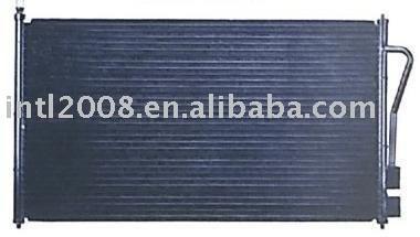 Auto condensador para o ford mondeo 1993-1996/ china auto condensador fabricação/ china condensador fornecedor