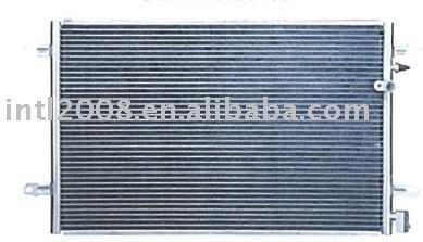 Condensador auto para VW / AUDI A6 / China fabricação / China condensador auto condensador fornecedor