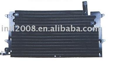 Auto condensador para vw/ vw passat 1993-1997/ china auto condensador fabricação/ china condensador fornecedor