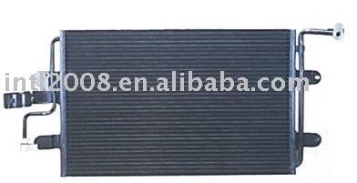Auto condensador para vw/ golflv/ octavia/ china auto condensador fabricação/ china condensador fornecedor