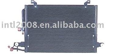 Auto condensador para volkswagon/ audi 100 ( 4a, c4 )/ china auto condensador fabricação/ china condensador fornecedor