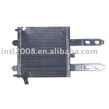 Auto condensador para produtos volkswagen polo 1998'/ china auto condensador fabricação/ china condensador fornecedor