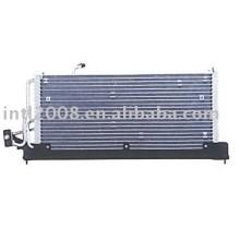 Condensador auto para OPEL / COMBO1.2 / 1.4 / China fabricação / China condensador auto condensador fornecedor