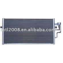 Auto condensador para mitubishi lioncel/ china auto condensador fabricação/ china condensador fornecedor