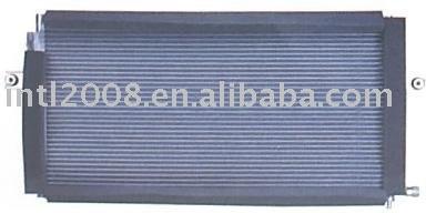 Auto condensador para nissan palatin/ china auto condensador fabricação/ china condensador fornecedor