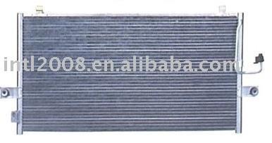 Auto condensador para nissan cffiro a33/ china auto condensador fabricação/ china condensador fornecedor