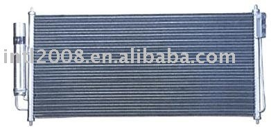 Auto condensador para nissan teana/ altima/ china auto condensador fabricação/ china condensador fornecedor