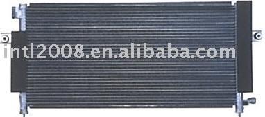 Auto condensador para nissan d22 pickup/ china auto condensador fabricação/ china condensador fornecedor