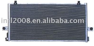Auto condensador para nissan bluebird 111 tipo/ china auto condensador fabricação/ china condensador fornecedor