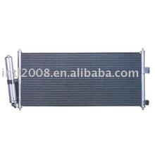 Auto condensador para mazda 6/ china auto condensador fabricação/ china condensador fornecedor
