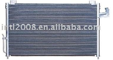 Condensador auto para MAZDA PREMACY / China fabricação / China condensador auto condensador fornecedor