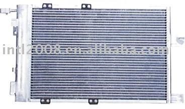 Auto condensador para opel/ opel astra g 98 - lang/ china auto condensador fabricação/ china condensador fornecedor