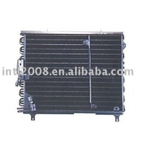 auto condenser for BENZ W124/ China auto condenser manufacture/China condenser supplier