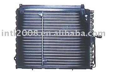 auto condenser for BENZ W124/ China auto condenser manufacture/China condenser supplier