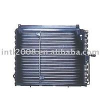 Auto condensador para benz w124/ china auto condensador fabricação/ china condensador fornecedor