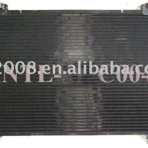 Condensador auto para toyota corolla / BYD F3