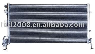 Auto condensador para hyundai/ sonata/ china auto condensador fabricação/ china condensador fornecedor
