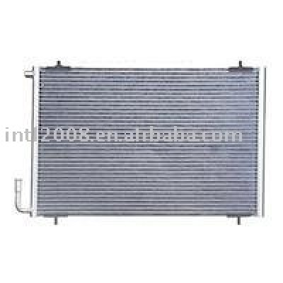 Auto condensador para peugeot, peugeot 206