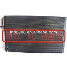 Auto condensador da ca para a serpentina universal de alumínio condensador/serpentina do condensador 14x23x22mm 14*23*22mm