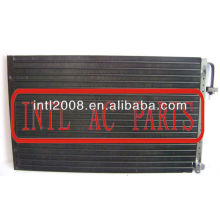Auto ac condensador para SERPENTINE UNIVERSAL condensador de alumínio / serpentina condensador 16 X 26 X 22 MM 16 * 26 * 22 MM