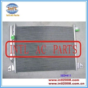 94838818 95227758 96539634 96539632 96834083 CN 3240PFXC para Chevrolet Aveo / Aveo5 / Wave / / Swift 1.6L 1.5 2004-2009 AC condensador