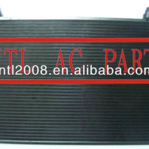 Auto condensador da ca para a toyota wish 666*402*16mm condensador