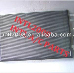 Ar condicionado do carro( um/c) assy condensador para hyundai elantra 1.8 2011 2012 976063x000 976063x000 hy3030146 kondensator