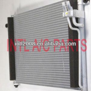 Ar condicionado do carro( um/c) assy condensador para kia rio rio5 2006-2011 97606- 1g000 976061g000 203386 kondensator