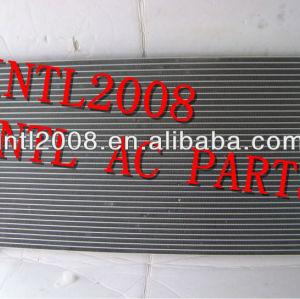Condensador de ar condicionado assy para nissan tiida versa latio cubo/dodge trazo 1.8 92100-el000 92100el00a 921001fa0a 92110ed500