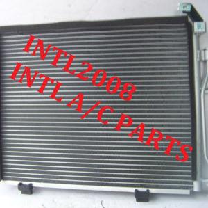 Ar condicionado do carro( um/c) assy condensador para hyundai i10 1.2 97606-ox000 97606ox000 kondensator/condensador