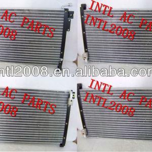 Automóvel condensador de ar condicionado assy para nissan d21 pick- até um/condensador c da china