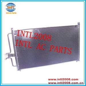 Auto ar condicionado uma/condensador c assy para mazda 6/homenagem l4 v6 2.3/3.0/escapar/maverick 2003- 6l8z19712aa/yl8z19712aa