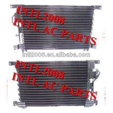 Carro com ar condicionado um/condensador c mb para mercedes benz actros 942500-0054 9425000054 9425000154 942500-0154