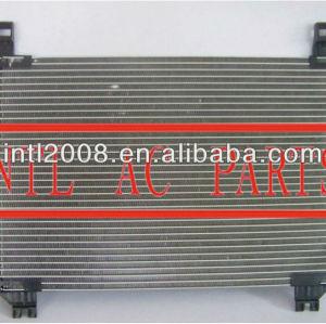Ar condicionado uma/c de montagem do condensador/kondensator para toyota yaris 2006-2008 88460- 0d150 88460- 0d15o 88460-od15o 525*340*16mm