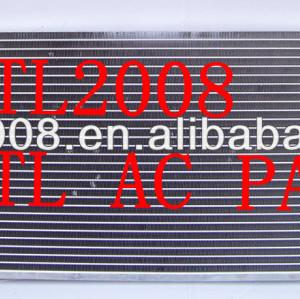 Auto ar condicionado uma/condensador c assy para nissan nx coupe/sentra b13 dpi 4322 92111- 65y00 9211165y00 632x296x16mm
