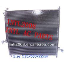Ar ac ac condensador assembléia ford ranger mazda b2300/b2500/b3000/b4000 pickup yl5z19712ca yl5z19712aa 1l5h19710aa