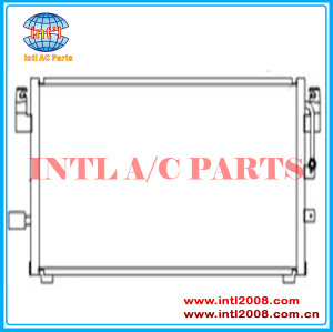 88460-02050 condensador de ar condicionado para toyota corolla