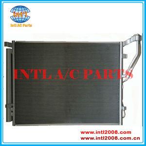 Carro com ar condicionado condensador para hyundai sonata 97606- 3r000