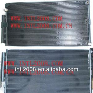 Hzj105 hdj105 fzj105 condensador para toyota landcruiser l- cruiser 100 1999-2007 série