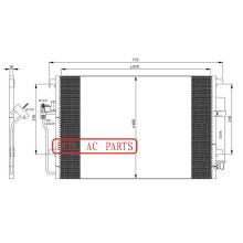 68013633aa 2e0820413 2e0820413a 9065000054 auto um/c condensador com secador mercedes- benz sprinter volkswagen/vw crafter